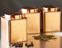Tea, Coffee & Sugar Storage