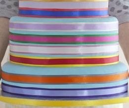 Cake Ribbons and Frills