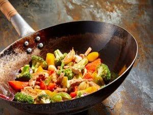 Woks and Stir Fry Pans