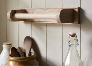 Kitchen Roll/Cling Film Dispensers