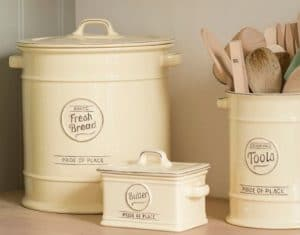 Pride of Place Cream Storage Range