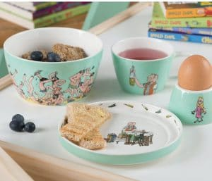 Childrens Plates and Bowls