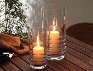 Candlesticks, Hurricane Lamps and Tea Light Holders