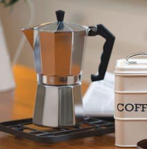 Italian Espresso Coffee Makers and Percolators