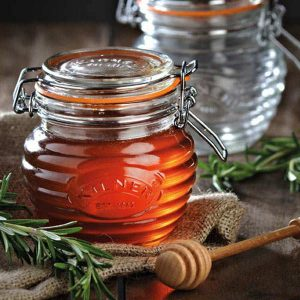 Jam, Honey, Chutney, Ketchup, Vinegar and Mustard Pots and Dispensers