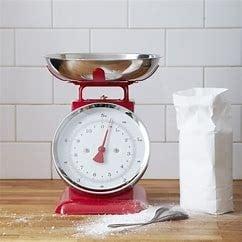 Kitchen Scales & Weights