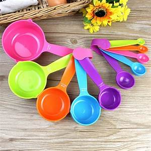 Measuring Spoons & Cups