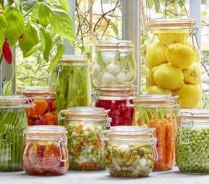 Preserve Jars